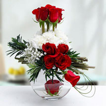 Absolute Chic: Carnation Flower Bouquet