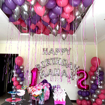 Balloons & Floral Birthday Surprise: Gifts Delivery in Sharjah