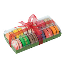 Crispy Assorted Macarons: Mother's Day Gift Ideas