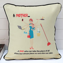 Cushion for Mom: Mother's Day Gift Ideas