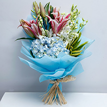Exclusive Masterpiece: Bouquet of Flowers