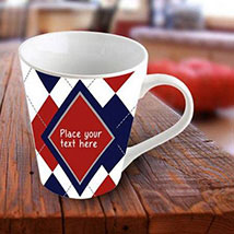 Exquisite Personalized Mug: Personalised Gifts for Mother