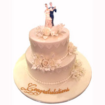 From Now to Eternity: Wedding Cakes