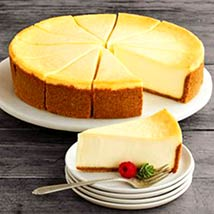 Frozen New York Cheesecake: Cheesecakes