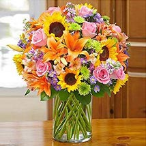 Garden of Grandeur: Get Well Soon Flowers