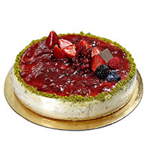 Gorgeous Baked Cheesecake: Mothers Day Gifts