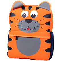 Happy Tiger Backpack For Children: Back to School Gifts