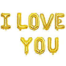 I Love You Balloon Set: Helium Balloons Dubai