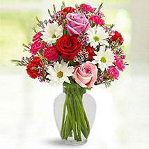 Love Birds Bouquet: Mother's Day Gift Ideas