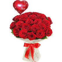Love with Red Rose: I Am Sorry Flowers