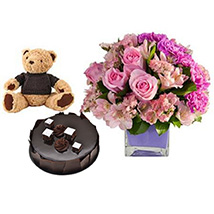 Perfect Trio: Same Day Delivery Gifts