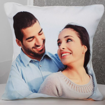 Personalized Picture Cushion: Personalized Gifts for Him