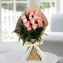 Pink Roses Bunch Of Love: Mother's Day Gift Ideas