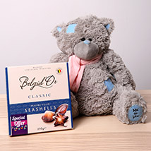Soft Toy and Belgian Chocolate Combo: New Arrival Gifts in Dubai