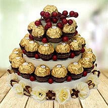 Chocolate Tower: Birthday Gifts for Kids