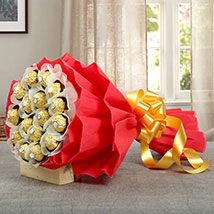 A Bouquet of Sweetness: One Hour Delivery Chocolates