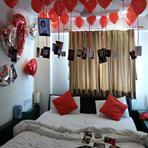 Personalised 25 Red Helium Balloons Decor: Personalized Gifts for Her