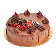 Fudge Cake:  Cake Delivery In Sharjah