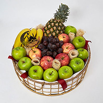 Ramadan Special Dates n Fruit Basket: Fruit Baskets