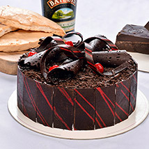 Delicious Choco Baileys Cake PH: Gift Delivery Philippines