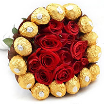 Bunch of Chocolates N Roses: Send Gifts To Sri Lanka