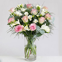 Fondest Affections In Vase: Flower Delivery UK